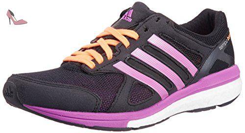 Adidas B40619, Running Femme, Schwarz, 38 EU - Chaussures adidas (*Partner-Link)