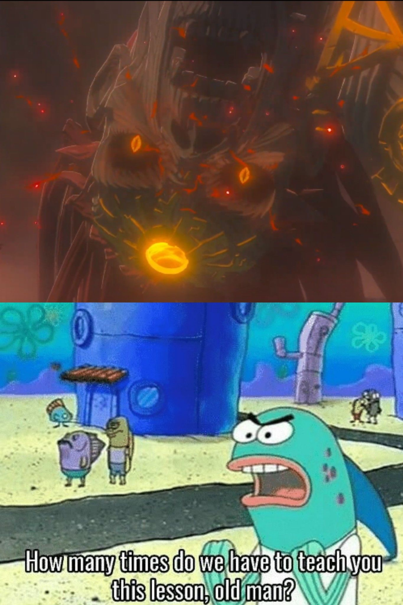 My First Thought After Seeing The Teaser Xd Legend Of Zelda Memes Zelda Funny Legend Of Zelda