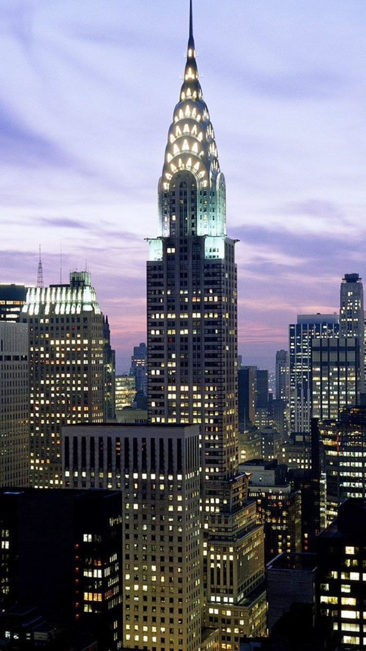 Chrysler Building Nyc New York Wallpaper New York City New