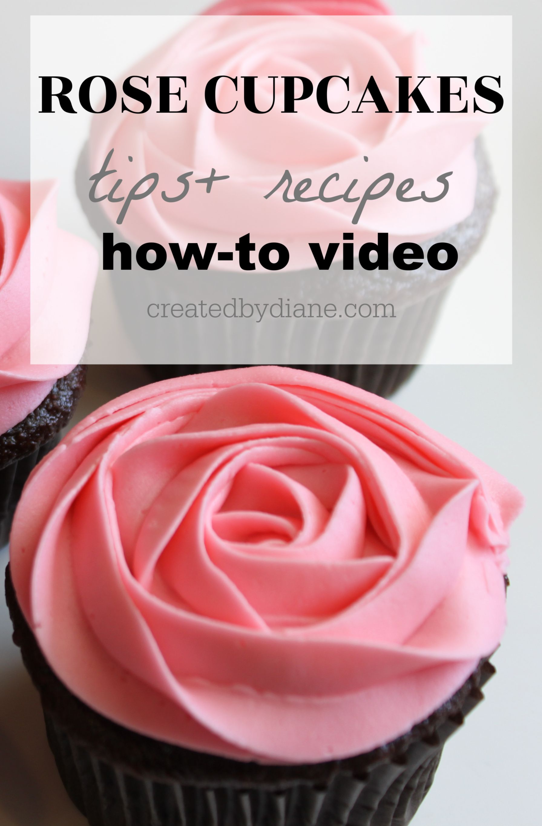 Tips Recipes And How To Video Createdbydiane Com In 2020 Rose