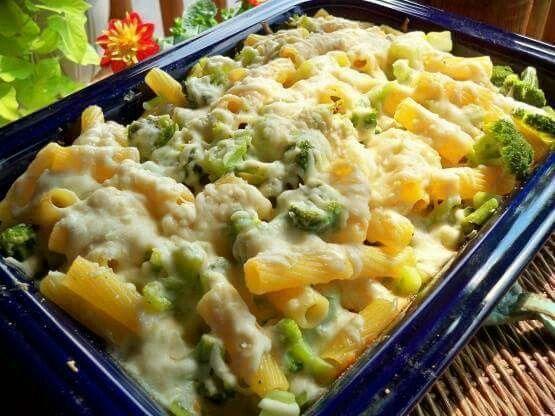 Cheesy Broccoli Ratitolli