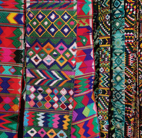 Beautiful textiles and cintas from Guatemala  | Textiles
