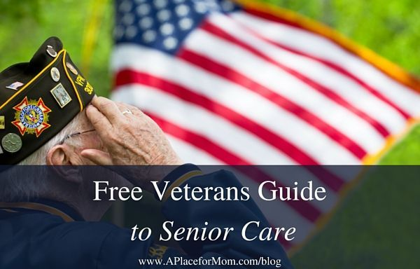 Free Veterans Guide To Senior Care Va Benefits Alzheimer Care