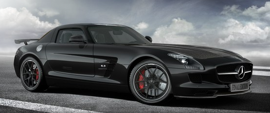 SLS AMG GT Coupe