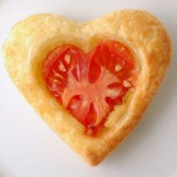 Tomato Pastry Tarts