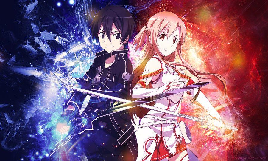 Sword Art Online Kirito And Asuna Daughter
