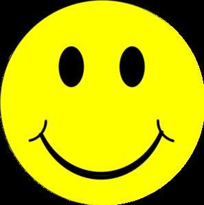 yellow happy face clip art vector clip art online royalty free rh pinterest com Yellow Smiley Face Clip Art Animated Smiley Face Clip Art