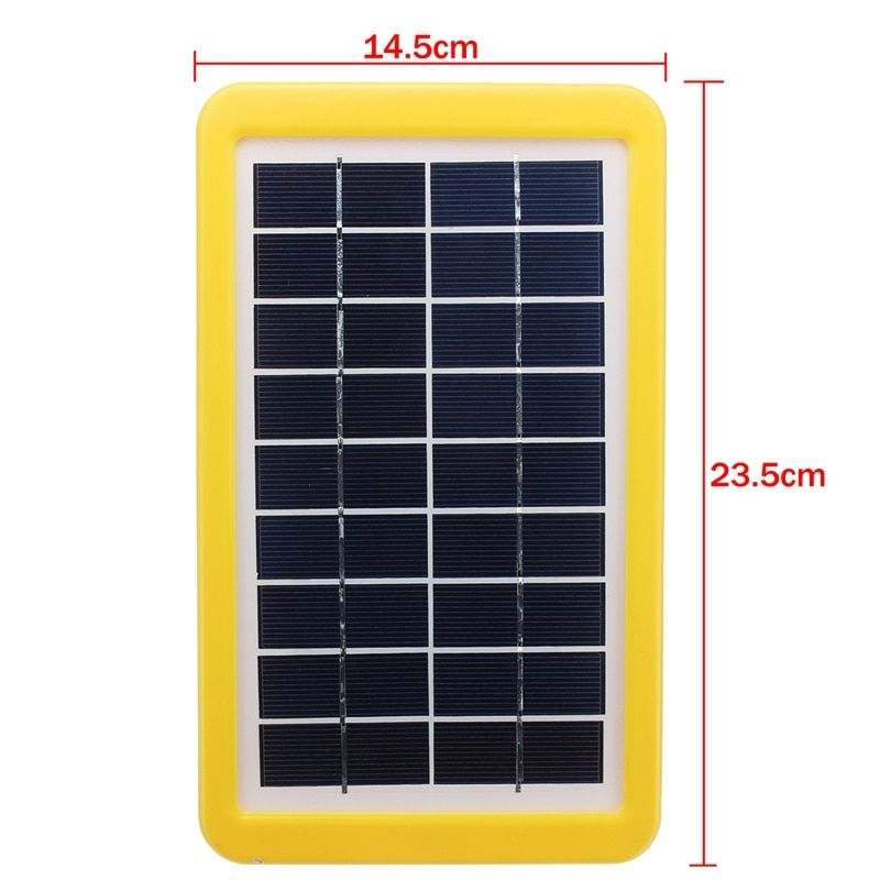 Sold 2898646572 Items Kinco 2 X 1w Bulb Dc 9v 3w Solar Panel Battery Charger Portable Home Outdoors Solar Solar Power Diy Solar Panel Cost Solar Panel Kits