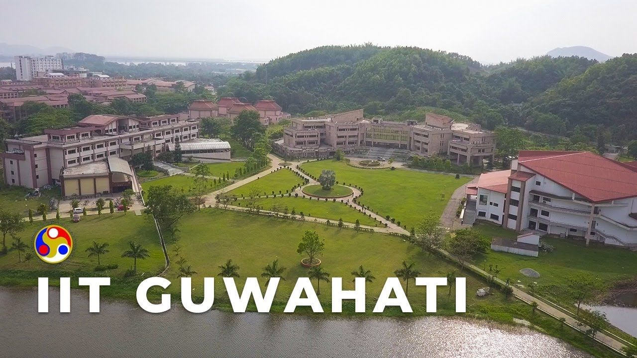 Indian Institute of Technology Guwahati has launched four