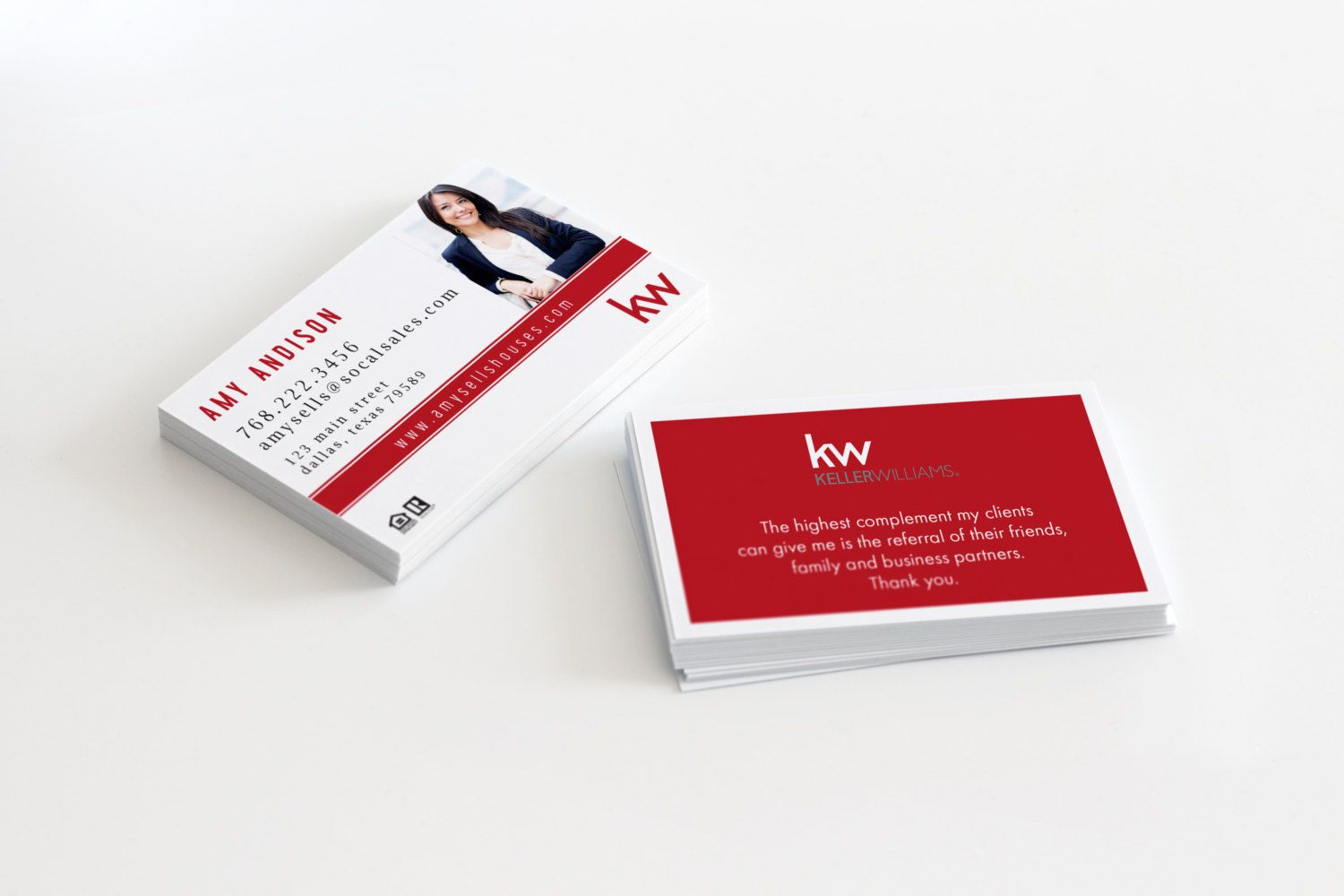 Pre made ready to order realtor business cards complement quote pre made ready to order realtor business cards complement quote modern keller williams gloss or matte color free ups shipping century 21 re max 080 by reheart Choice Image