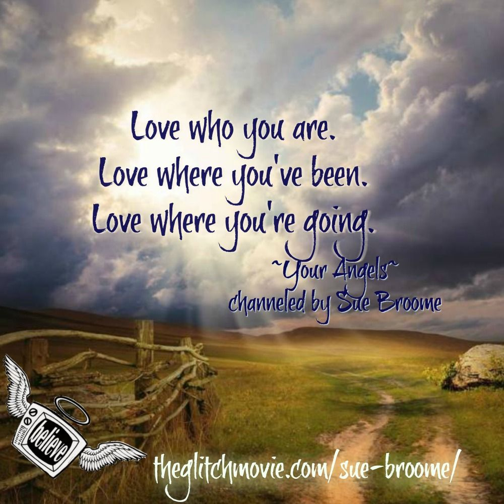 Angel Love Quotes Darling Pinners  You Are Never Alone…angels Love Everything