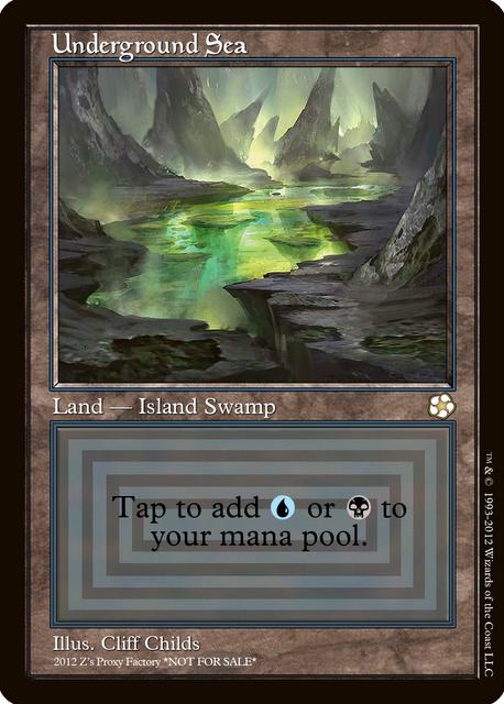 Swamp Beta Art B x1 MTG NM