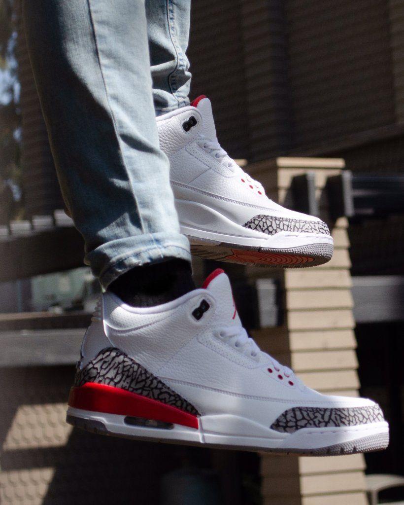 "size 40 167ee ef0fe Air Jordan 3 ""Katrina"" releases Saturday, May 12 for $190 ..."