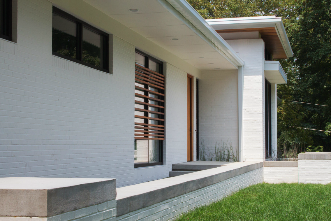 Nashville Architect Marcus Dipietro Modern Shutter Solution