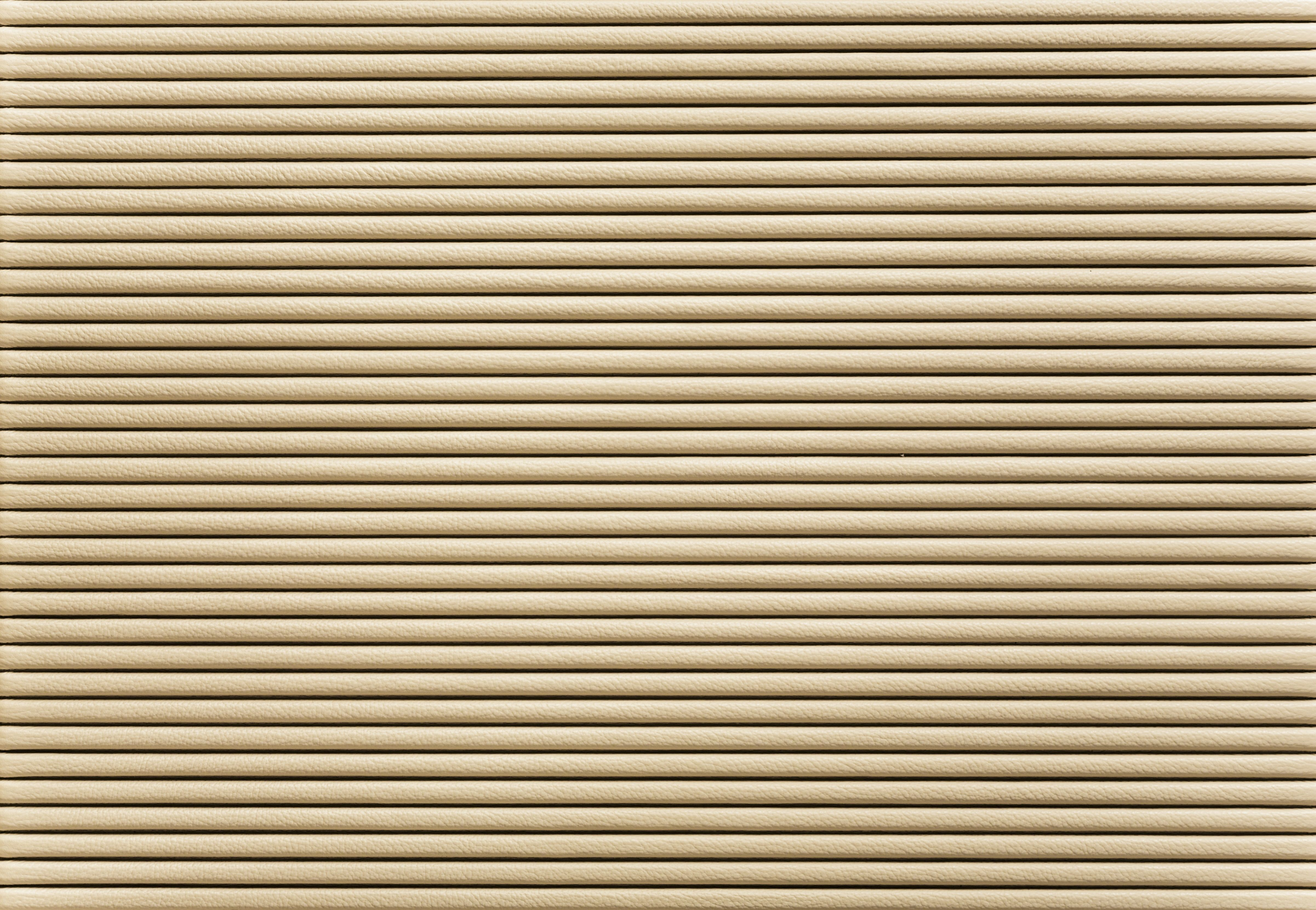 3D Leather Wall Panel In A Fluted Rib Design By BMS