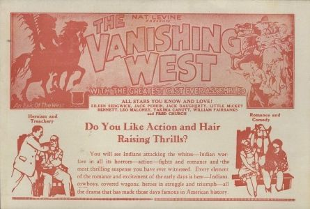 Download The Vanishing West Full-Movie Free