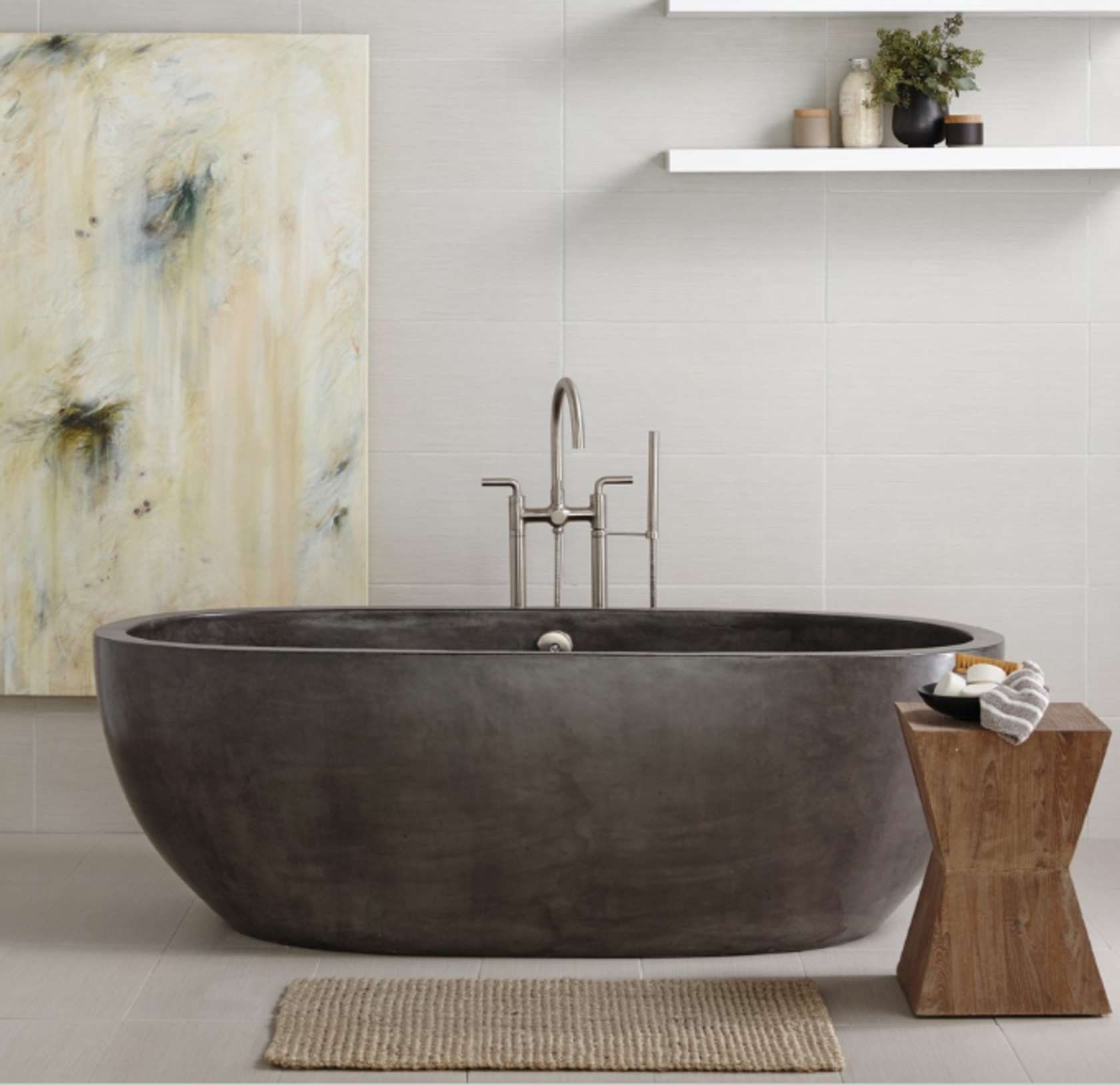Super Soakers: 9 Out-Of-The-Ordinary Tubs for Updating a Residential ...