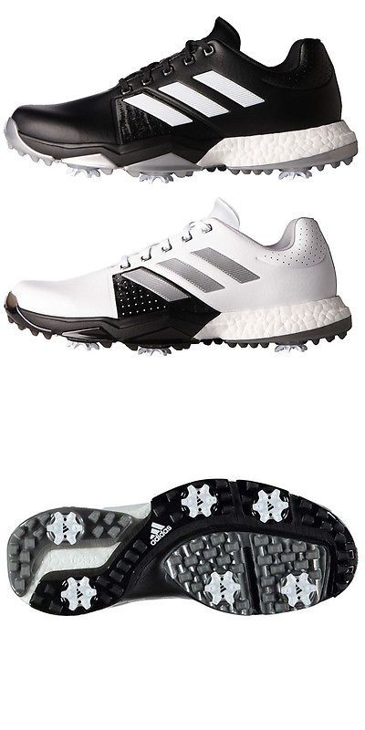 brand new 0a1e3 1d40e Golf Shoes 181136 New 2017 Adidas Mens Adipower Boost 3 Golf Shoes -  Choose Size