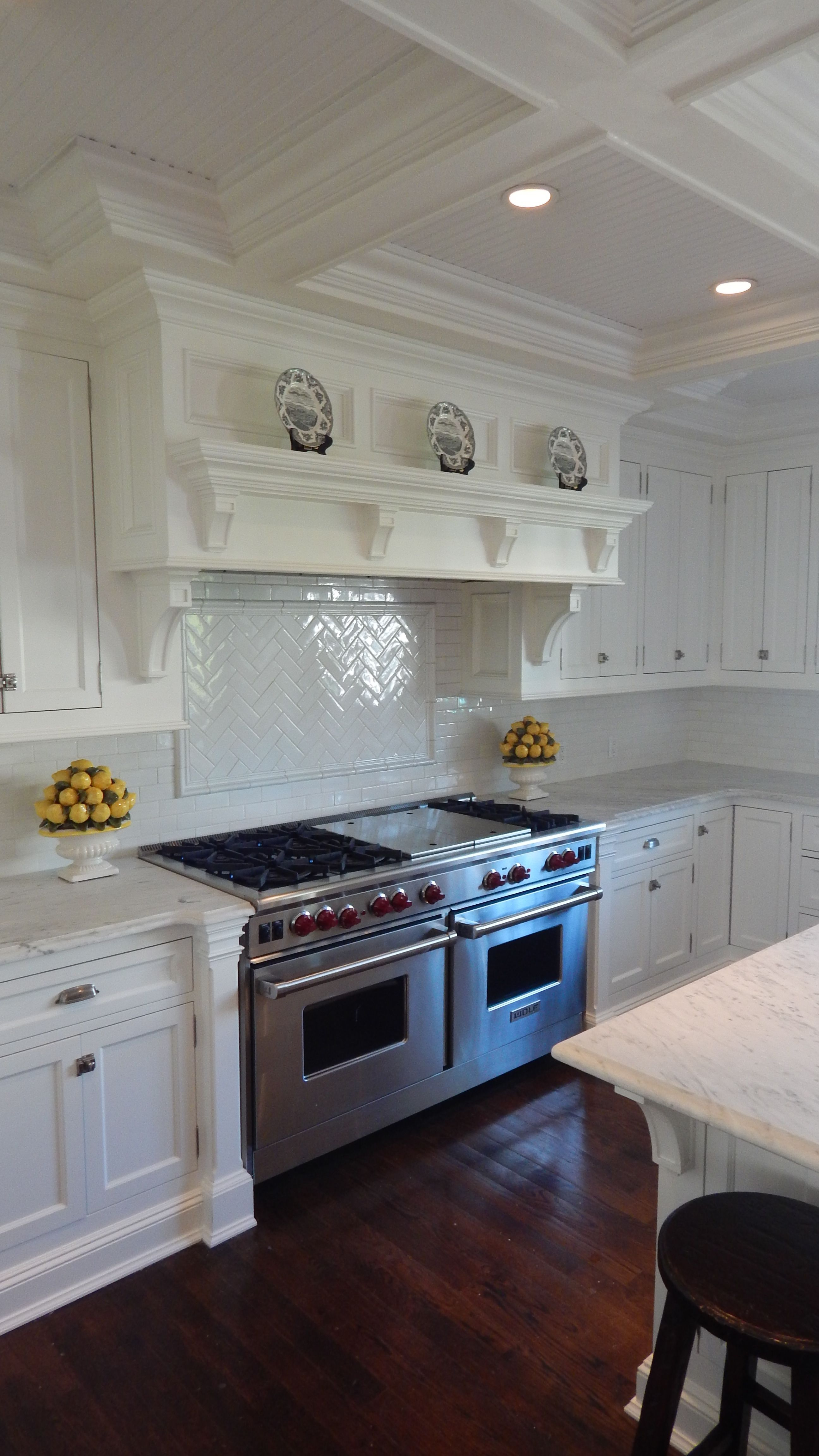 Best Extensive Millwork Timeless By Shd Kitchen Cabinets For 640 x 480