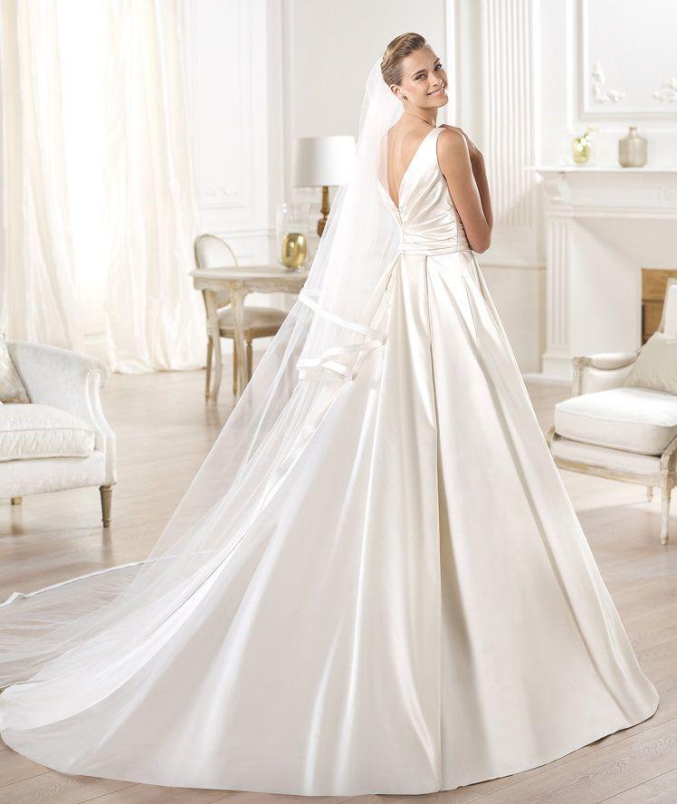 Pronovias Presents The Ocumo Wedding Dress