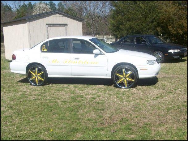 2003 Chevy Malibu Tire Size Chevy Malibu Chevy Malibu