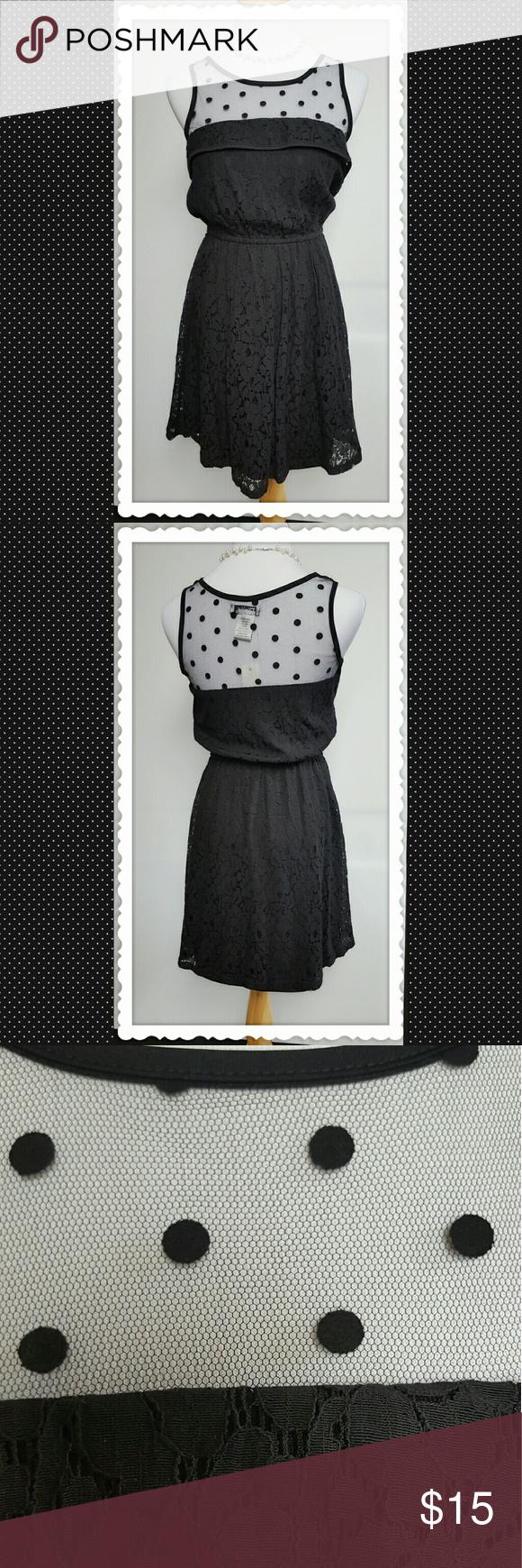 Pinky Black Dress With Sheer Top Black Dress Clothes Design Dresses [ 1740 x 580 Pixel ]