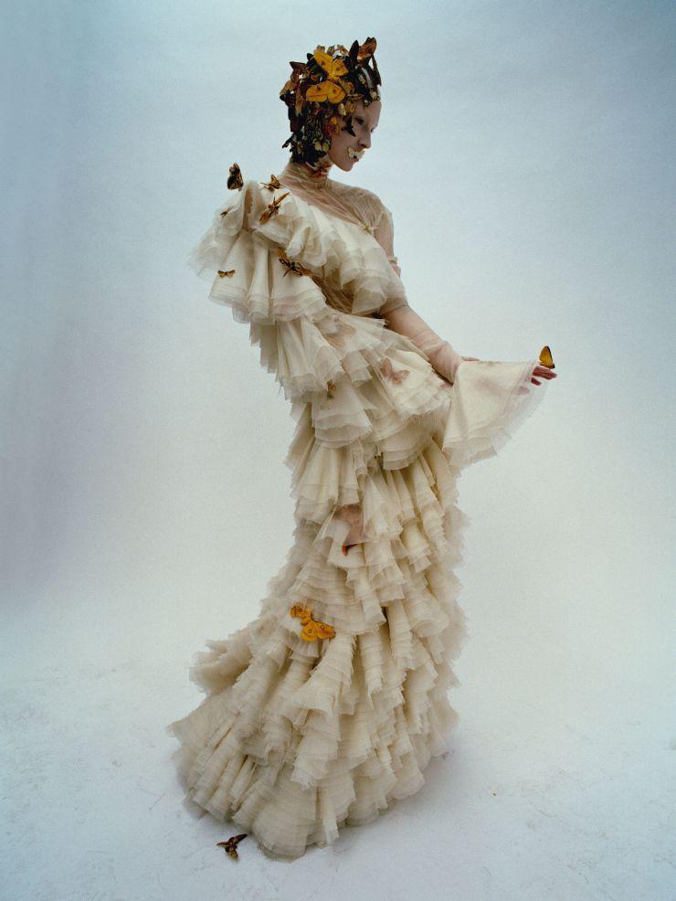 Xiao Wen Ju by Tim Walker, Vogue UK, March 2015.