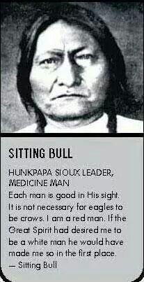 A'Ho Sitting Bull