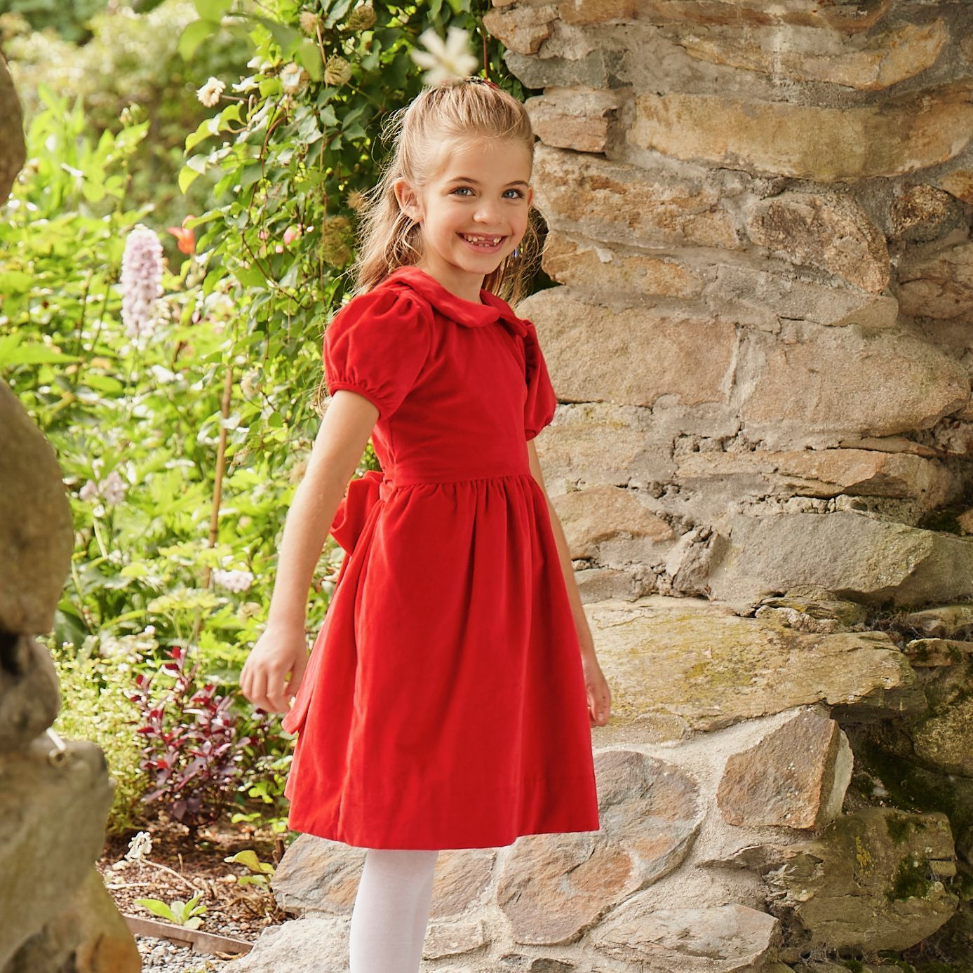 Elizabeth dress royal red and products