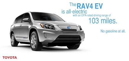 The all new #Toyota Rav4 EV http://www.toyotaofalbany.com/new-inventory/index.htm?model=RAV4=RAV4=Toyota=Toyota
