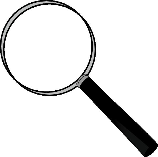 Ssss Hi Png 600 596 Clip Art Magnifying Glass Magnifier
