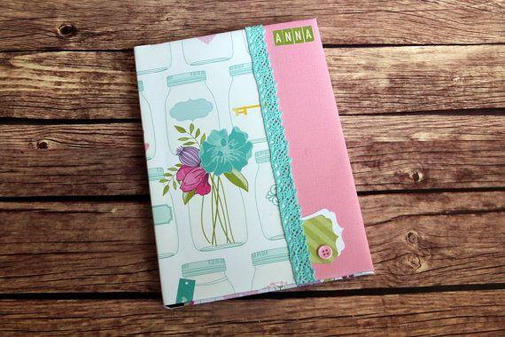 Journal Notebook Hostess Gift personalized womens by Kundasonim