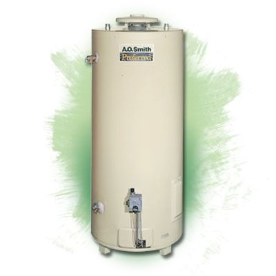 Ao Smith Bt 100 98 Gallon 75 100 Btu 4 Vent Single Flue Natural Gas Water Heater Natural Gas Water Heater Will Smith Flask