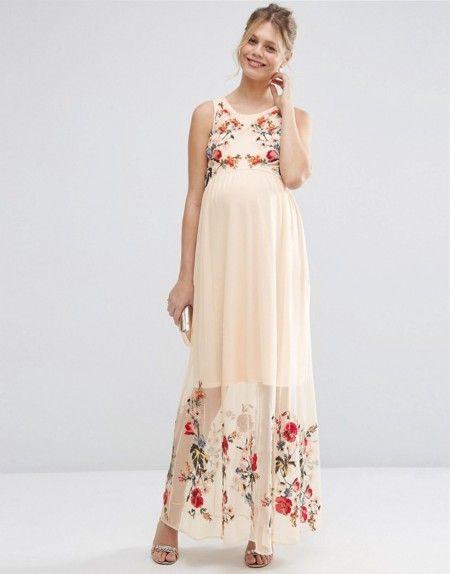 Vestidos fiesta premama comprar