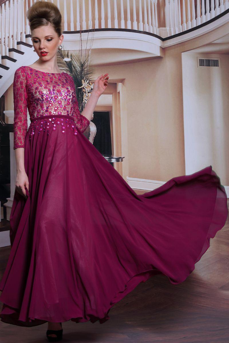 Dresses chiffondresses mothers wedding this length sleeve