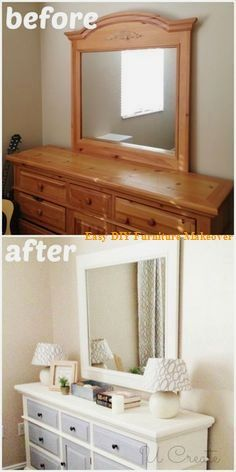 14 Unique Ways to Makeover Your Furniture