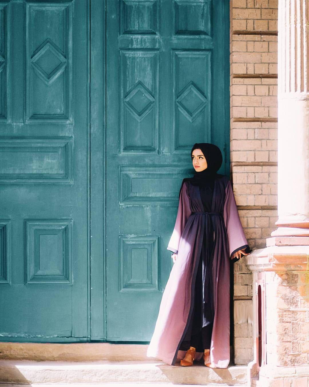 Taslim Rajabali | Hijab fashion, Islamic fashion, Abaya fashion