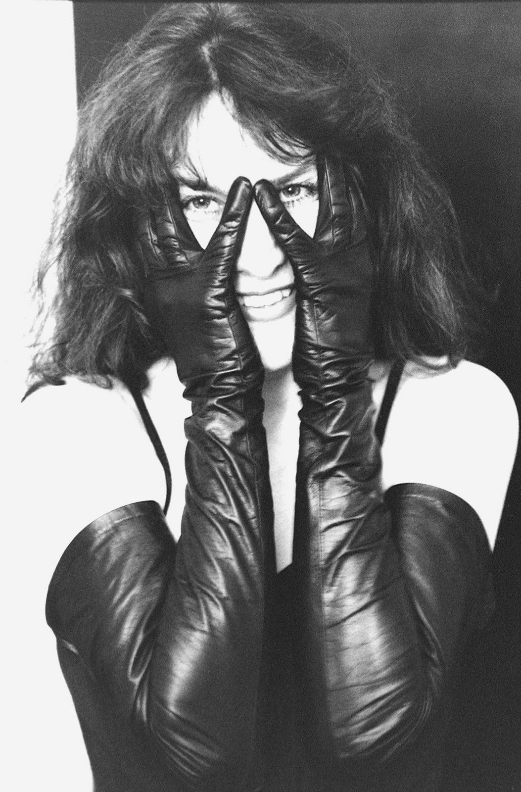 Cosmetics black leather gloves lyrics - Longs Gants En Cuir Glac Noir Les Gants De G Long Leather Gloves Black Leather