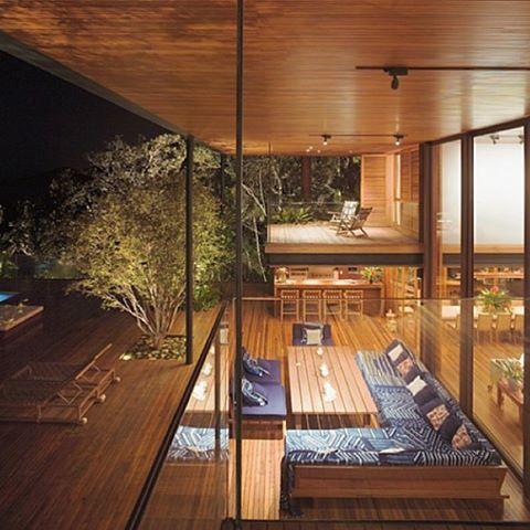 Projeto Bernardes & Jacobsen #assimeugosto #arquitetura