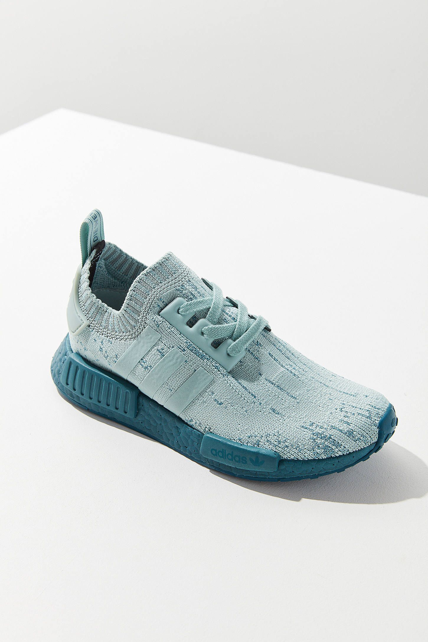 f6da9764ed1f Shop adidas Originals NMD R1 Primeknit Mint Sneaker at Urban Outfitters  today. We carry all the latest styles