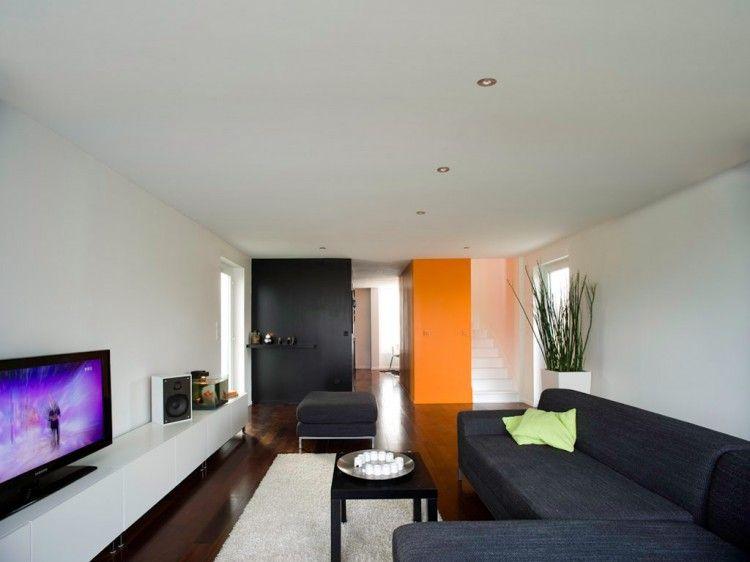 Eco friendly crossbox house by cg architectes