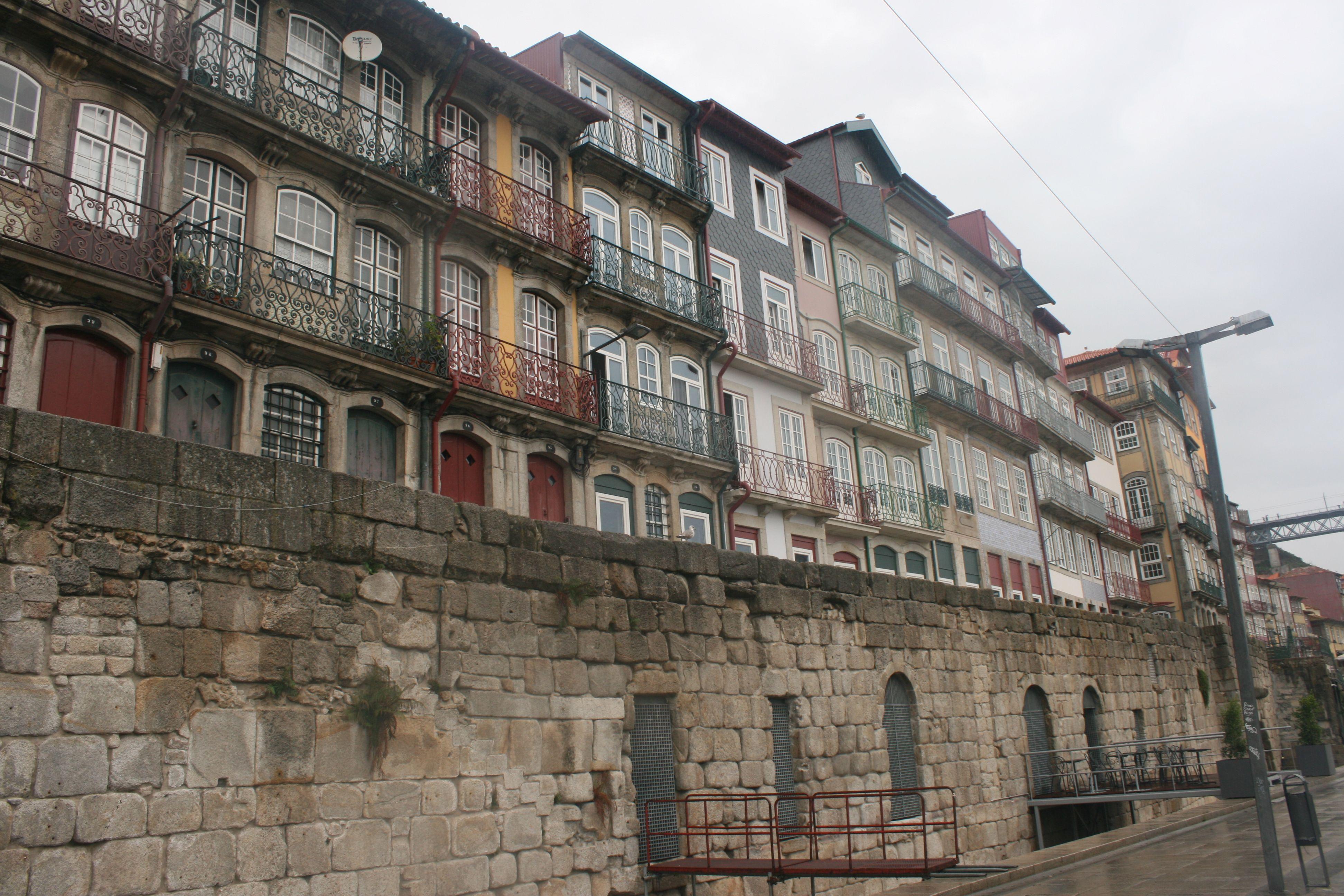 Rive du Douro, Porto, voyage octobre 2015