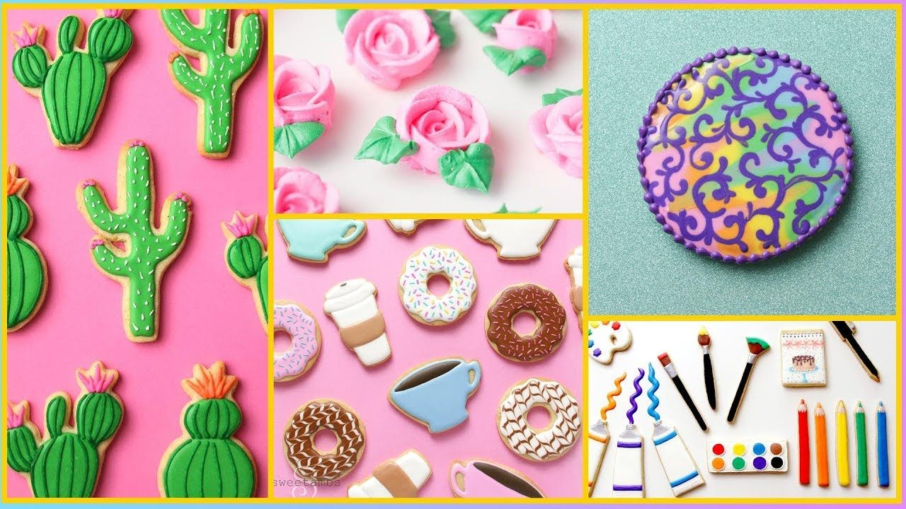 COLORFUL COOKIES 2! Video compilation by SweetAmbs