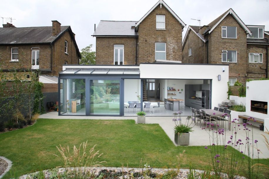 10 Signs That You Should Become An Architect Modern Extension Cladding Design House Extensions