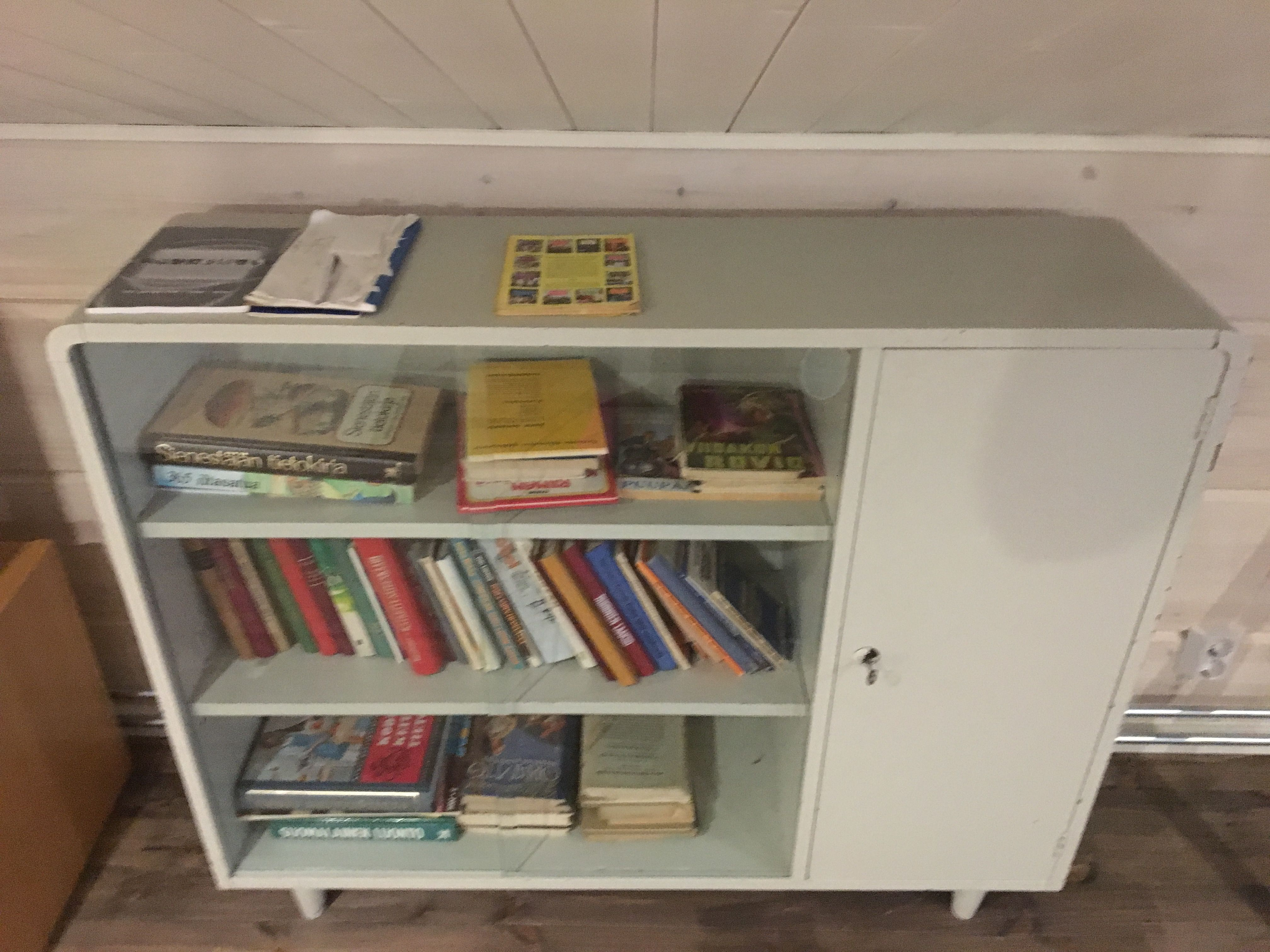 sauder with bookcases products bookcase cottage library doors road
