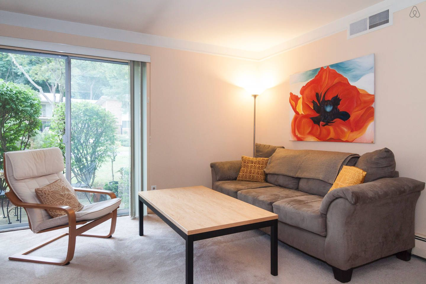 Home in the Woods near Downtown - vacation rental in Ann Arbor, Michigan. View more: #AnnArborMichiganVacationRentals