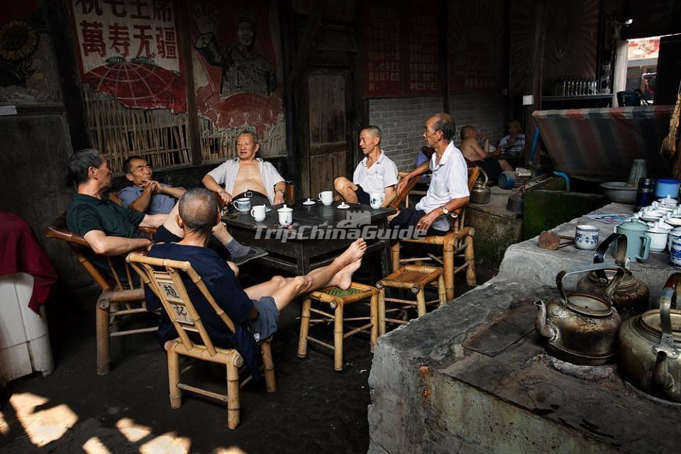 Chengdu Tea Houses Famous Teahouses In Chengdu Chengdu Tea Culture Tea Culture Tea House Chengdu