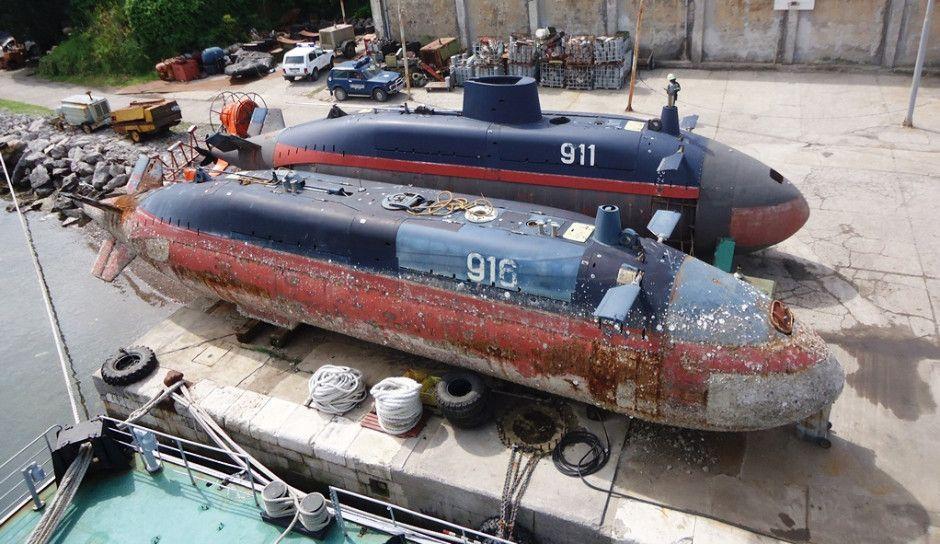 Yugoslavian midget submarines Midget submarine