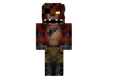 2 Ways To Install Foxy Activated Skin Minecraft Skins Minecraftskins Skinsminecraft Http Niceminecraft Net Category M Puppy Cuddles Puppy Care Puppies