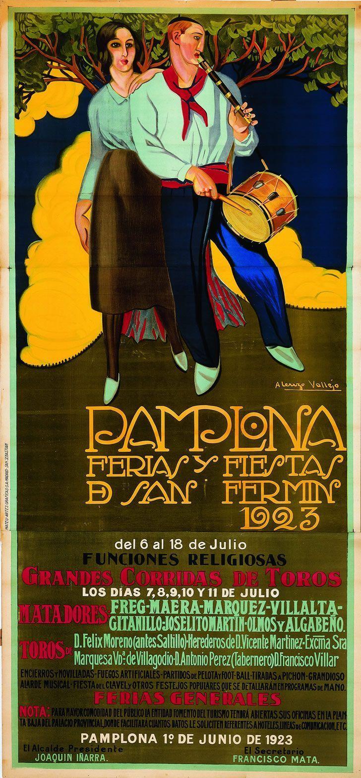 PAMPLONA 1923